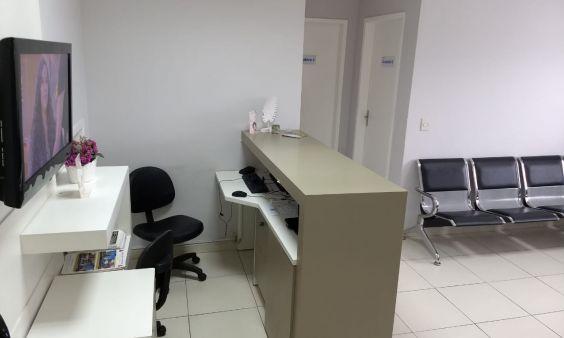 Recepção e consultórios - Setor 2
